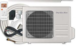 DuctlessAire 12000 BTU Ductless AC