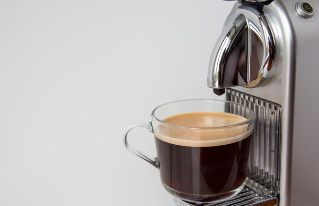 The Process to Descale Nespresso Machine