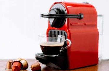 how to descale Nespresso machine