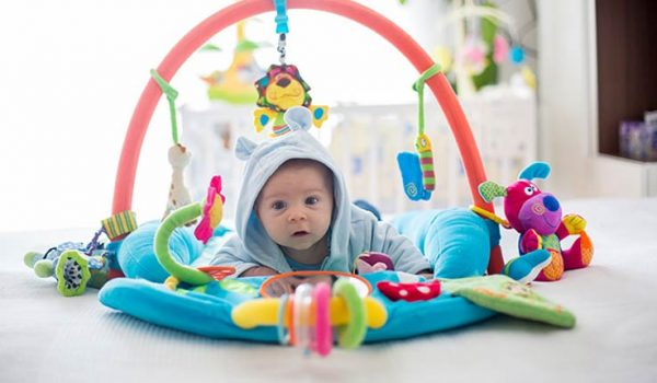 The Benefits of a Baby Activity Center for Your Baby