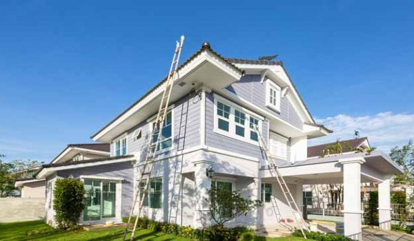 What are the Rules When Painting The Exterior of a House?