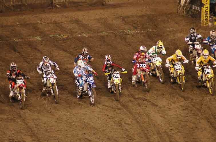Supercross 2021 Live – Motorcycle Tournament