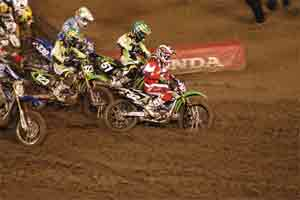 How to watch supercross tournament