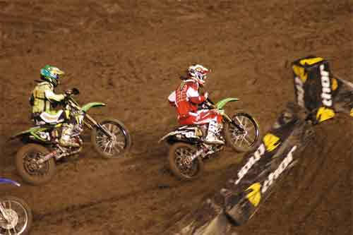 Supercross 2021 racing tournament schedule