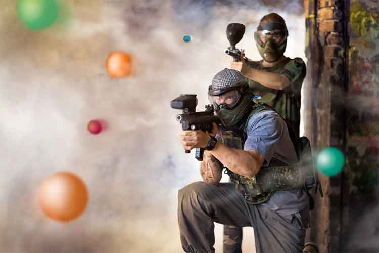 How to join a paintball team?