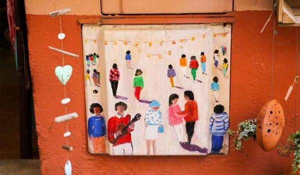 Street Art attracts students to Herbert Art Gallery & Museum