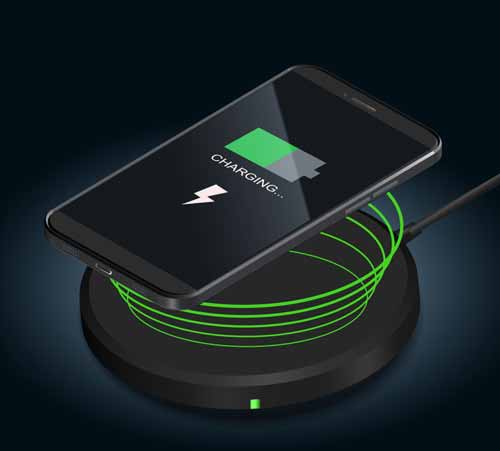 Charger With Wireless Technology