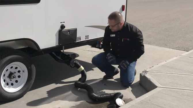 The Best Way to Dispose Of RV Waste