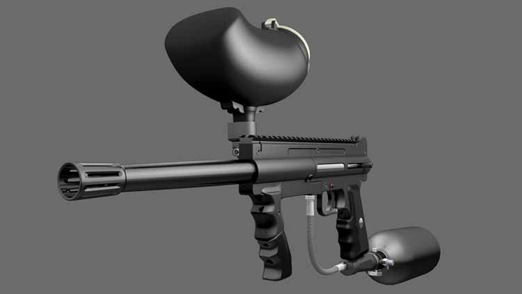 What are Paintball Gun and How Does It Work?
